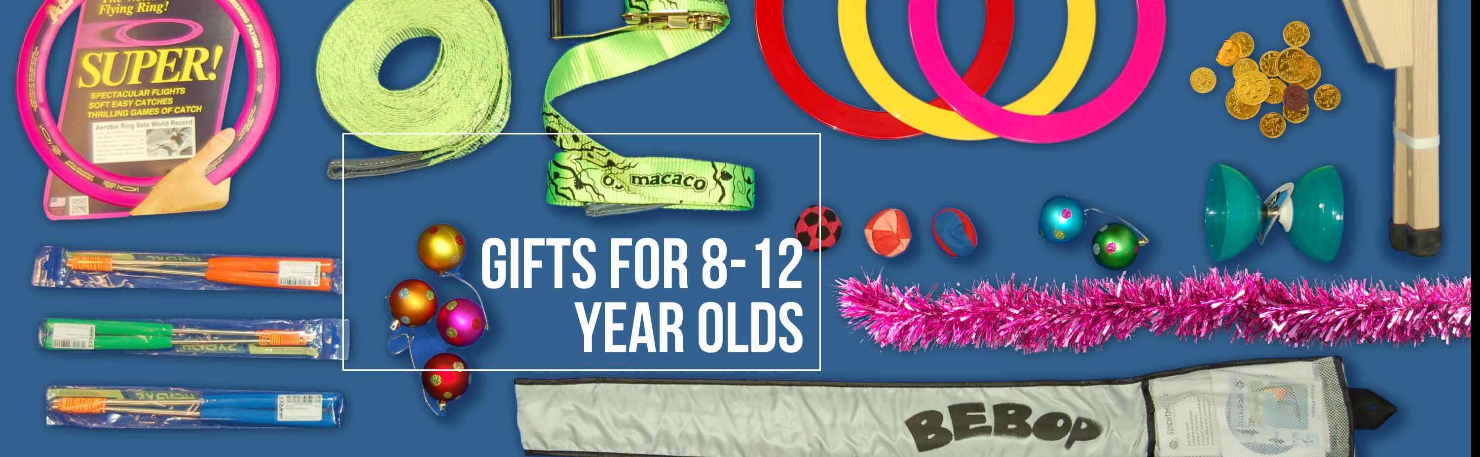 Gifts for 8 to 12 Year Olds