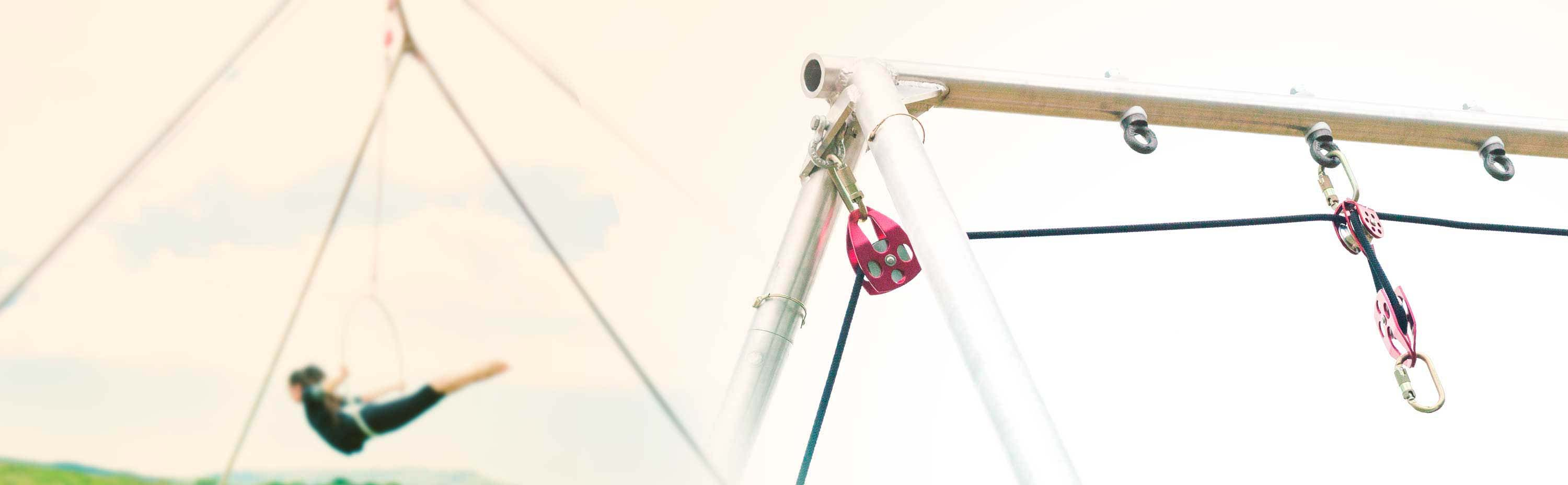 Aerial / Trapeze Rigs