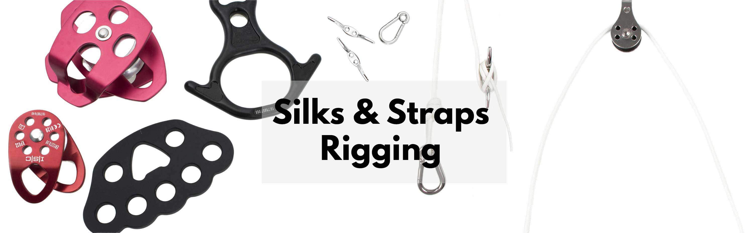 Silks and Straps Rigging