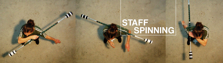Staff Spinning