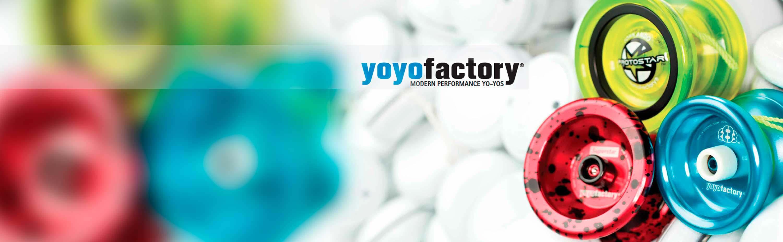 YoYoFactory YoYos