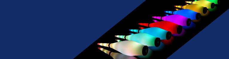 Glow Juggling Clubs