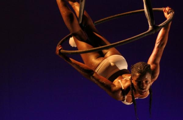 Aerial Hoop Fundamentals for Beginners